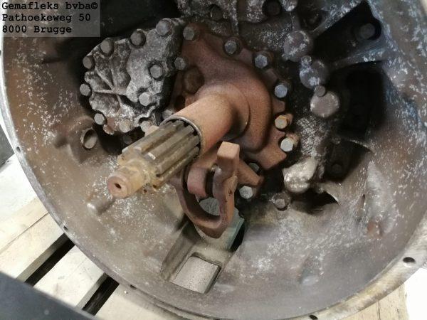 ZF ECOSPLIT 16 S 181, 1316 055 181 Handgeschakelde versnellingsbak